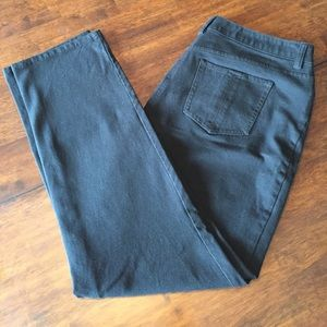 Black Chico's So Slimming Jeans Size 1.5